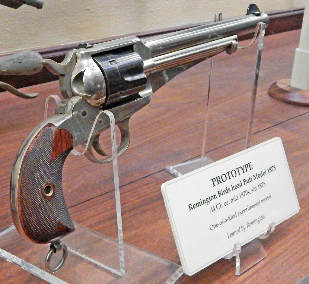 Remington Model 1875 Replica – Airgun Hobbyist Magazine